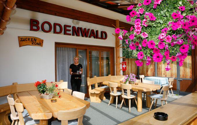 Restaurant Bodenwald Grindelwald Switzerland